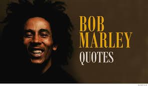 bob marley quote hd wallpaper