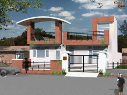 Ground Floor House Elevation Designs In Indian Simplex House Design Apnaghar House Design Page 4
