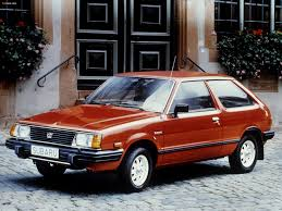 subaru justy stance subaru leone review and photos