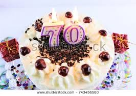 A Birthday Cake 70s Stock Images Royalty Free Images U0026 Vectors Shutterstock