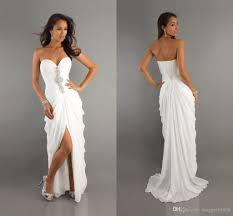 white long cheap prom dresses uk 2016 under 100 sweetheart a