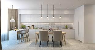Minimalist Apartment Design Which Combine A Modern Decor Inside - Minimalist apartment design
