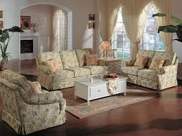 Country Style Sofa by American Country Style Romatic Floral Print 1 2 3 Sectional Sofa