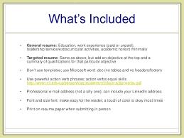 What Size Font On Resume Resume Workshop 2015