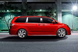 2015 minivan toyota reveals new 2015 sienna minivan from out of nowhere space