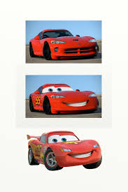 Dodge Viper Generations - lightning mcqueen is clearly a dodge viper by 3dphantom on deviantart