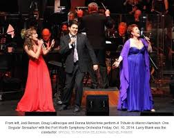 singing telegram fort worth review fort worth symphony a tribute to marvin hamlisch one