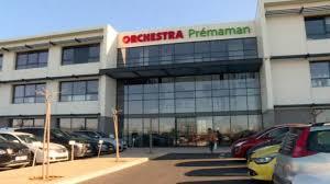 siège social autour de bébé le groupe orchestra veut créer une base logistique à nîmes avec 300