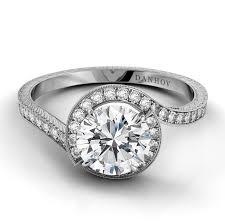 danhov engagement rings oval engagement rings designed by danhov