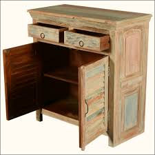 Unfinished Wood Storage Cabinets Furniture Unfinished Reclaimed Wood Low Storage Cabinet Witt