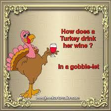 thanksgiving joke jewels creation