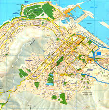 Map Of Cape Town South Africa by Pepper Tree Self Catering Accommodation Edgemead Cape Town