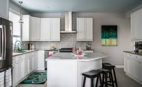 Budget Kitchen Makeovers Before And After - kitchen makeover on a budget before and after