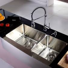 Best Kitchen Faucets 2014 Bathroom Likable Furniture Modern Kitchen Installation Lovable