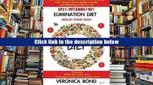 audiobook anti inflammatory elimination diet health food plan
