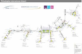 philadelphia international airport map property capsule
