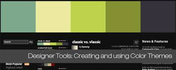 interesting and useful color scheme generators 25 tools tools cheat sheets and inspiration for designers working with