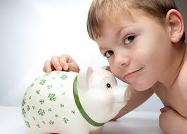 his and piggy bank kids and the piggy bank iparentinglife