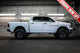 dodge ram 1500 wheels and tires 2012 dodge ram 1500 slt 4x4 truck with a brand 6 fabtech