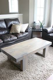 build a coffee table modern coffee table build plans love create celebrate