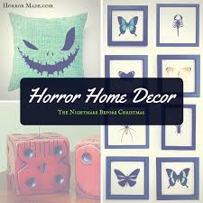 the nightmare before christmas home decor horror home decor u2013 the nightmare before christmas u2013 horror made