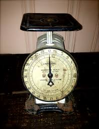 Vintage Kitchen Scales January 2013 Oh Glory Vintage Vintage Clothing Shabby Chic