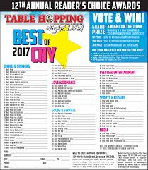 best of cny 2017 u003c table hopping
