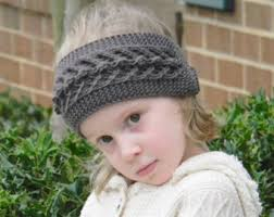 knitted headband pattern knitting pattern cable knit headband pattern knit ear