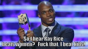 Adrian Peterson Memes - adrian peterson thinks it s a competition quickmeme