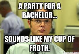 Bachelor Party Meme - party