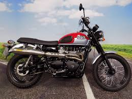 triumph bonneville scrambler for sale finance available and part