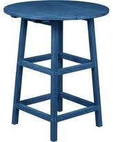 cobalt blue table l spring savings are here 32 off kratochvil plastic bistro table