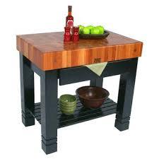 Small Butcher Block Table  KIurtjohnsonco - Ikea kitchen work table