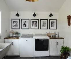 Laundry Room Wall Decor Five Great Ideas For A Reved Laundry Room
