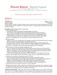 Sample Resume Network Engineer by Collection Of Solutions Sample Resume For Network Engineer Also
