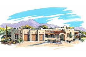 southwest style house plans adobe southwestern style house plan 2 beds 3 00 baths 2575 sq