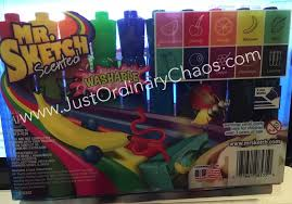 mr sketch scented washable markers u2014 just ordinary chaos