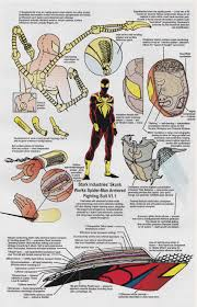 iron spider armor marvel database fandom powered wikia