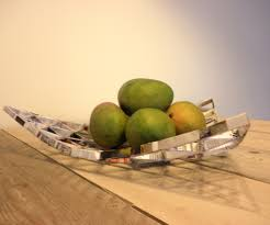 Fruit Bowls by Triangular Paper Fruit Bowl 6 Steps With Pictures
