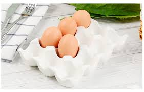ceramic egg holder tray 2017 contemporary 12 grids white ceramic egg tray holder egg cups