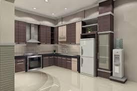 kitchen minimalist kitchen design with modern space saving design
