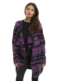 halloween cardigan 10 things nightmare before christmas fans need right now