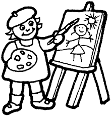 Artist Coloring Pages Printable coloring pages getcoloringpages