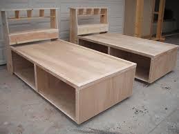 Box Bed Designs In Wood With Storage Storage Platform Beds Hawaii Platform Beds The Aloha Boy