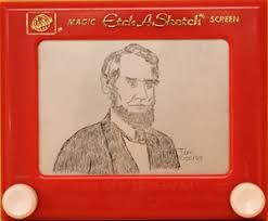 etch a sketch exhibit at delaware children u0027s museum thru 2 20