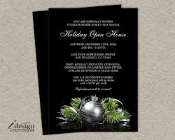 44 best holiday open house invitations images on pinterest open