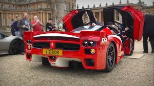 enzo fxx road enzo fxx stupidly loud revs sound