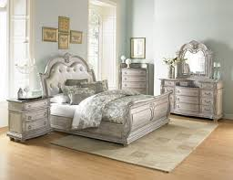 Sleigh Bedroom Furniture Majestic Traditional Pearl Wood Sleigh Bedroom Furniture