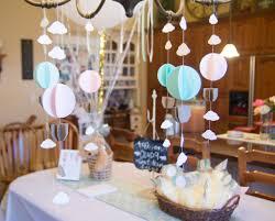 baby boy shower decorating ideas baby shower balloon decoration ideas new baby boy balloons decor