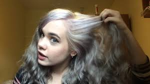 how to mix schwarzkopf hair color superdrug pick and mix silver hair dye review youtube